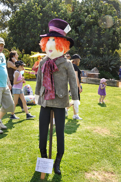 Hornsby Shire Festival scarecrow
