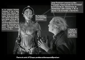 Presentación y lectura de poemas de Jorge Riechmann.Noviembre 2011