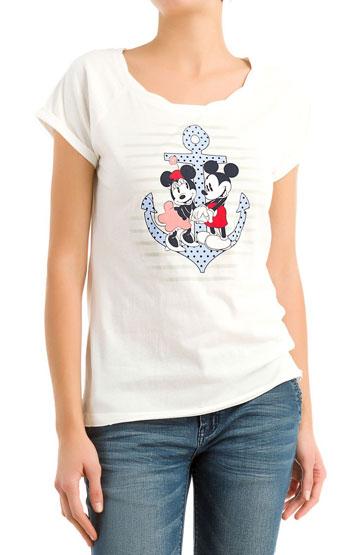 Camisetas Disney mujer