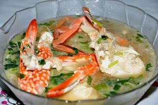 Cara Membuat Sup Kepiting yang Enak