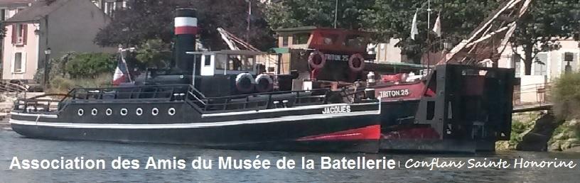 Association des Amis du Musée de la Batellerie de Conflans Sainte Honorine