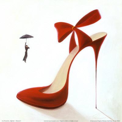 Red High Heels-40