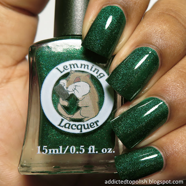 lemming lacquer wicked always wins