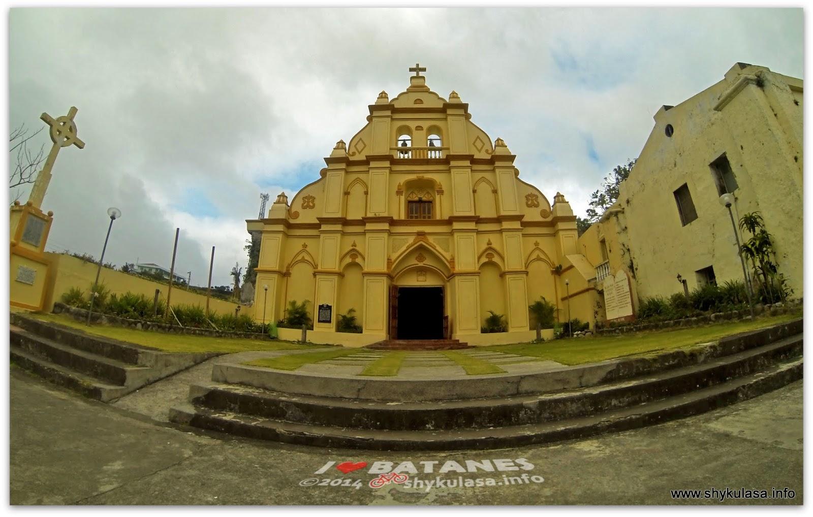 Basco Cathedral, Batanes