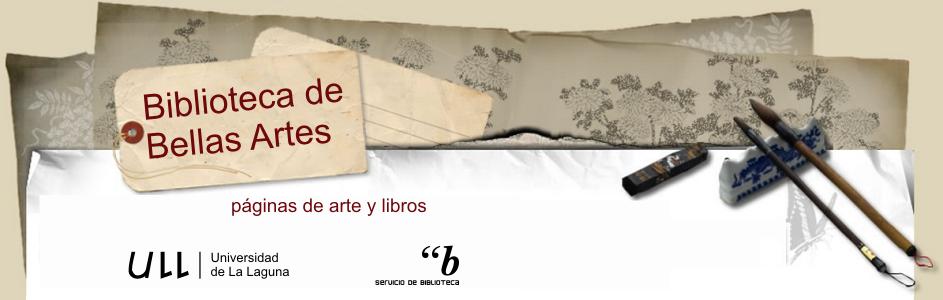 Biblioteca de Bellas Artes