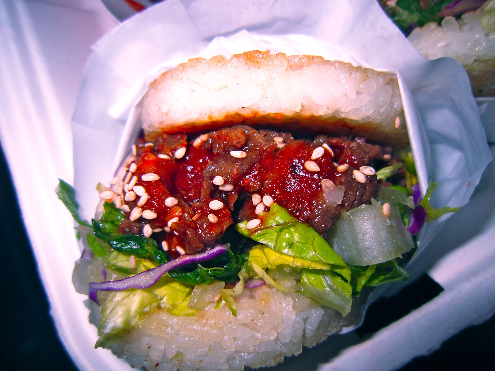 KoJa Kitchen - Korean BBQ Beef (Bulgogi) KoJa Sandwich | I Left My ...