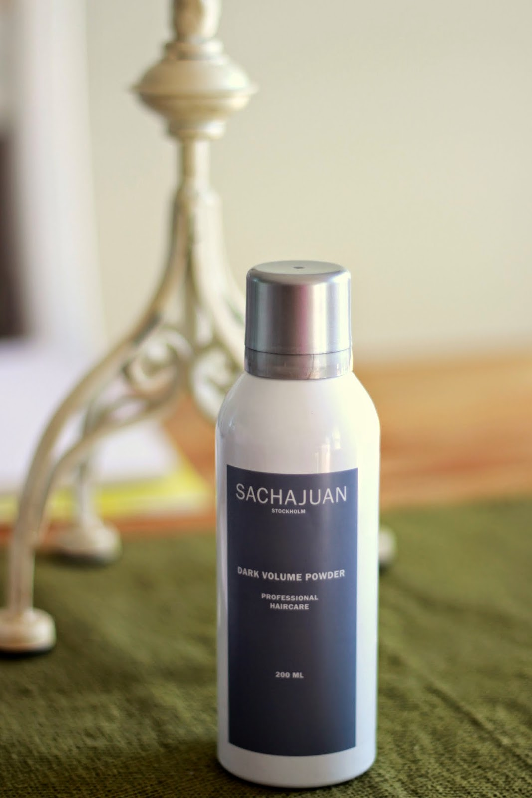 Sachajuan, Dry Shampoo, Dark Volume Powder, Hair Products