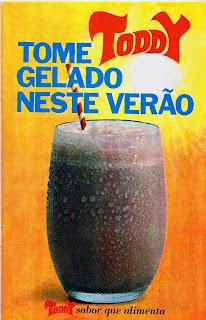 propaganda Toddy - 1970.os anos 70; propaganda na década de 70; Brazil in the 70s, história anos 70; Oswaldo Hernandez;