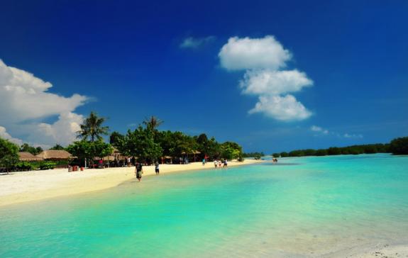 pulau pari di pulau seribu