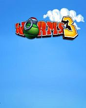 Igra Worms 3 (Crvi) download besplatne slike pozadine za mobitele