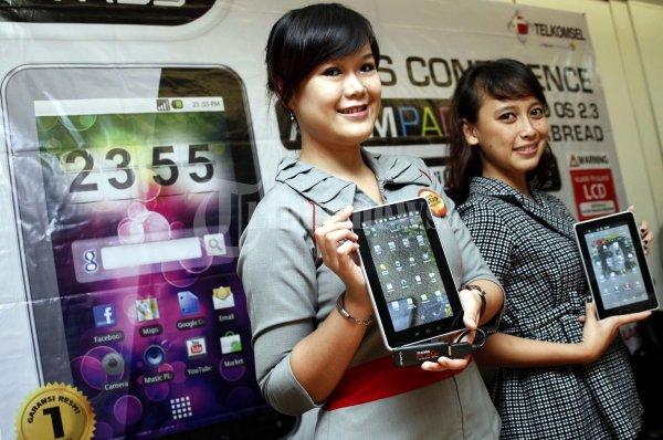 Cyrus Atom Pad Tablet PC Murah 1 Jutaan