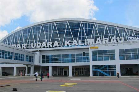 Nomor Call Center Bandara Kalimarau