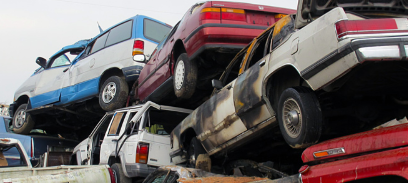 Get rid of a car with Raleigh Recycling & Junk Cars, 919-828-5246