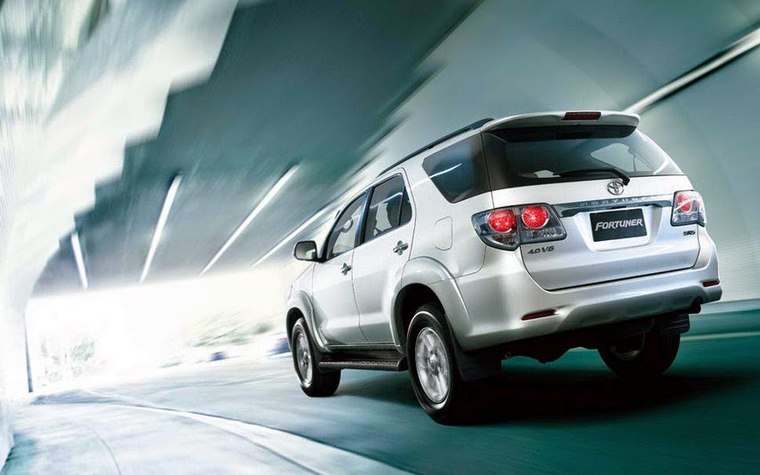 Toyota Fortuner 2015: New Shape Toyota Fortuner 2015