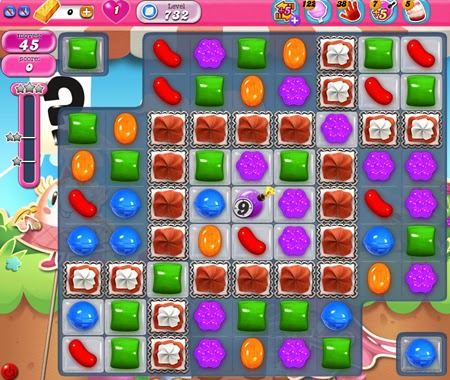 Candy Crush Saga 732