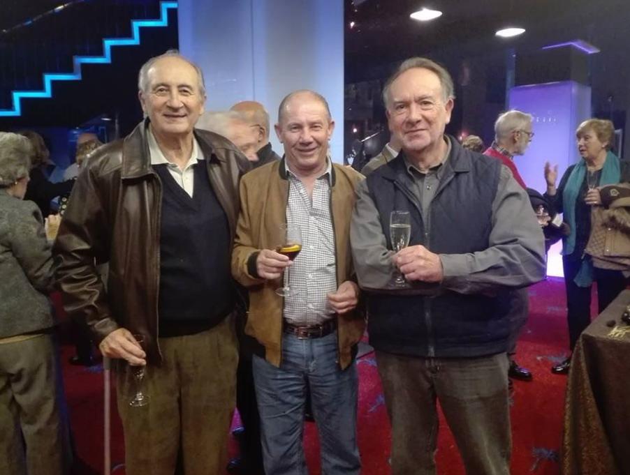 Tres poetas en Casino Mediterráneo