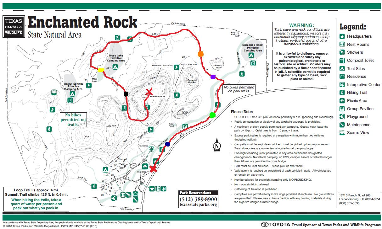 The Rice's ²: Fredericksburg Trip - Part 1 Rock Climbing