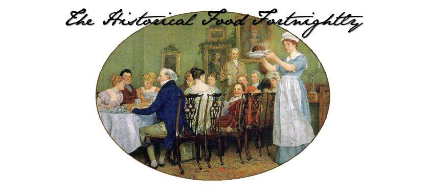 Historical Food Fortnightly