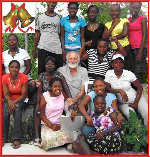 Peyroux, Haiti