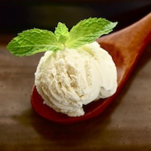 mint fennel ice cream