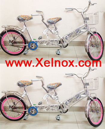 Xe đạp inox