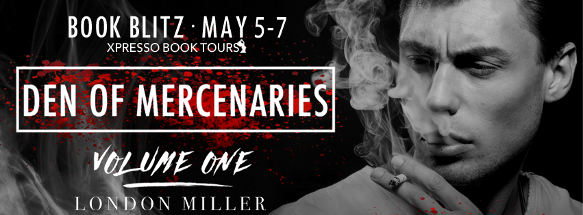 Den of Mercenaries Book Blitz