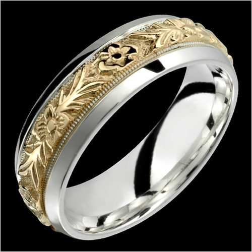Japanese Wedding Bands | Engraving Wedding Bands