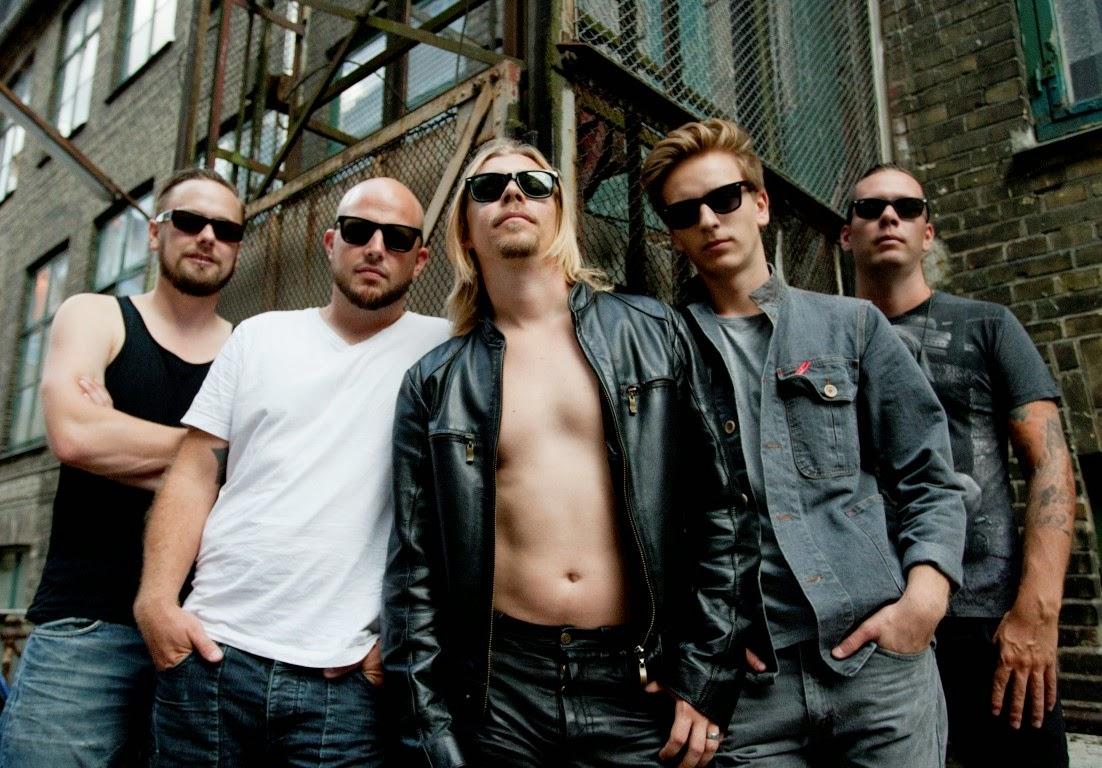 saint rebel - band