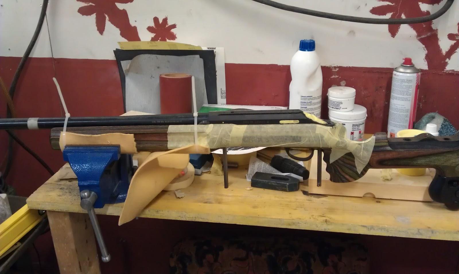 T3 Grs Recoil Lug Adventures Ruistola