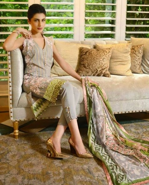 Faraz Manan Luxury Collection 2014 by Crescent