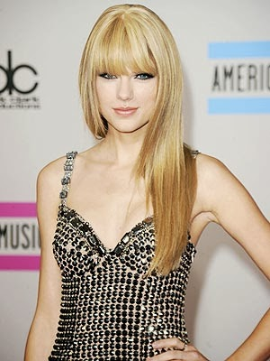 Taylor Swift New Hairstyle