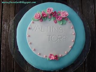 Turkos tårta