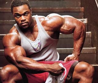 Brandon Curry Bodybuilder
