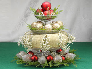 Centro de Mesa Original, Navidad