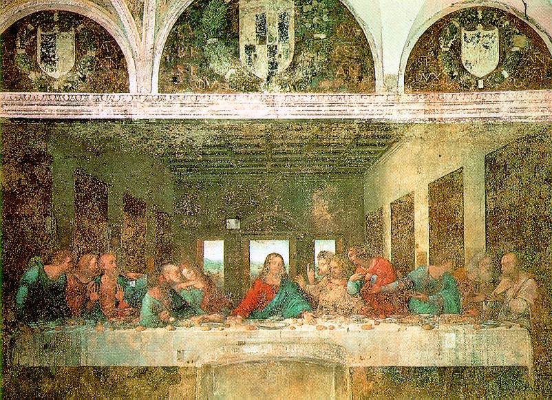 Leonardo Da Vinci Most Famous Paintings Famous paintings of Le...