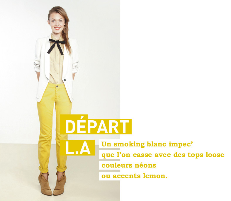 Trendysismos comptoir des cotonniers t 2012 - Collection ete comptoir des cotonniers ...