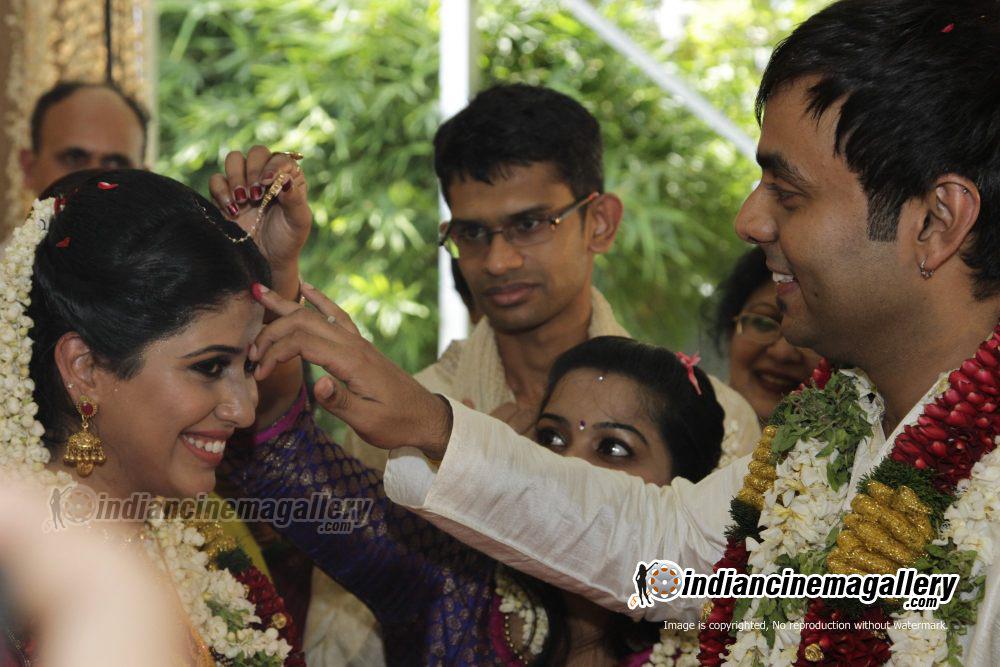 asha ashish malayalam singer ranjini jose marriage photos