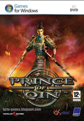 Prince of Qin PC Cover