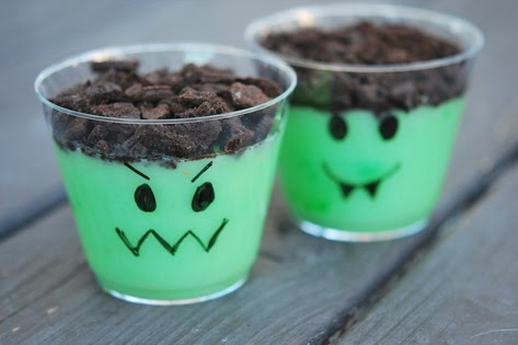 Monster Mash Halloween Treats