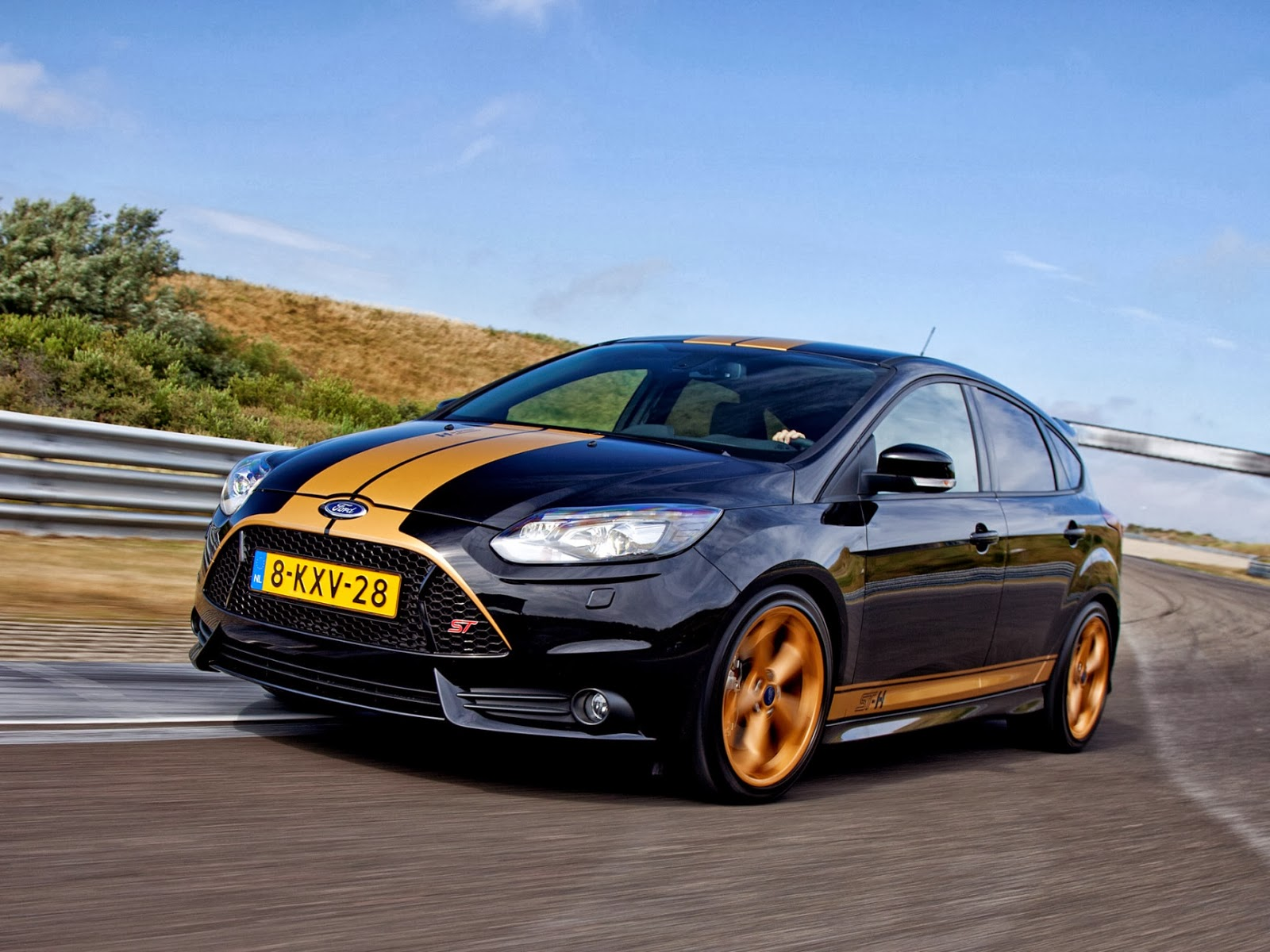 all tuning cars nz 2013 ford focus st h. Black Bedroom Furniture Sets. Home Design Ideas