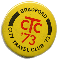 CTC 73 Badge