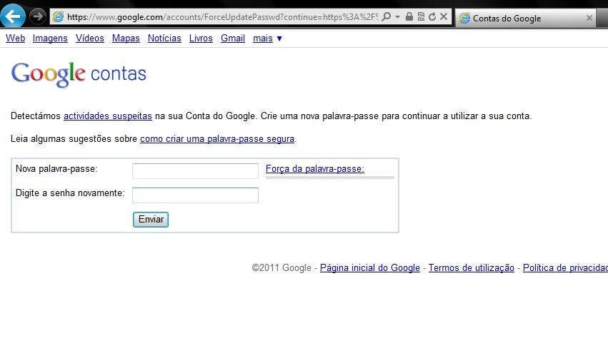 O Google anda a ver se me apaga os blogs