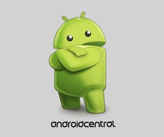 perancang gambar logo android