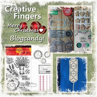 Creative Fingers Christmas Blog Candy