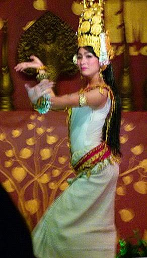 Cambodia Apsara Dancing