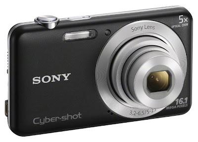 Sony Cyber-Shot W710