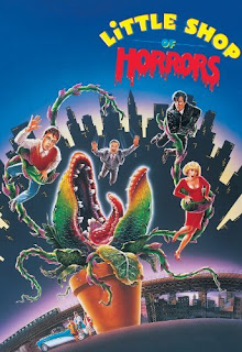 Little Shop of Horrors poster and Amazon link