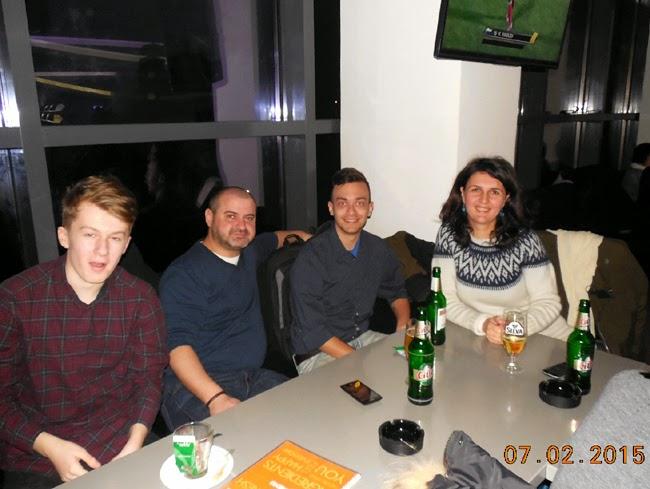 Rares, Cristian, David si Cosmina