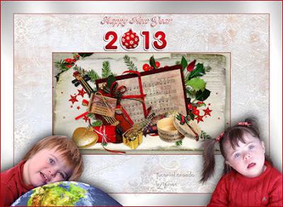 Feliz 2013 by Nines
