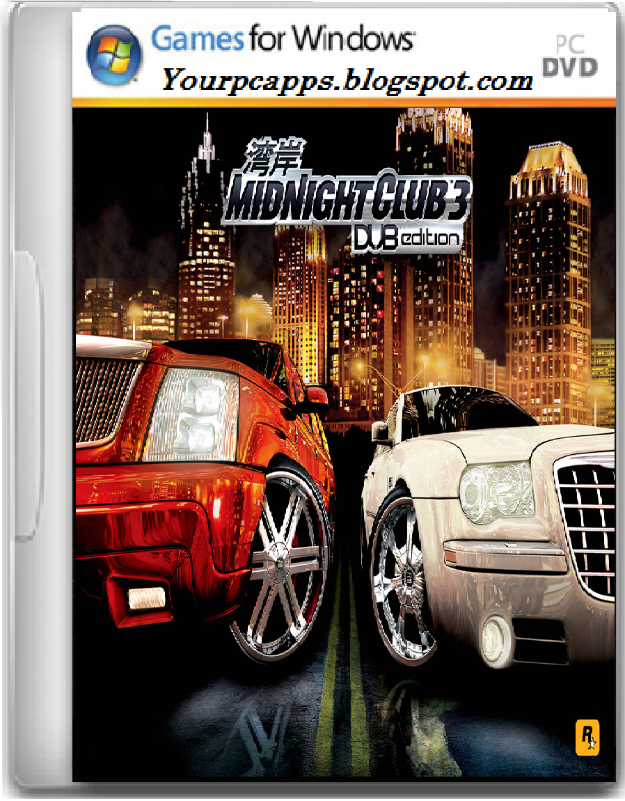 MIDNIGHT CLUB ONLINE GAME DOWNLOAD